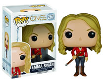 Image: POP! Once Upon a Time Vinyl Figure: Emma Swan  -