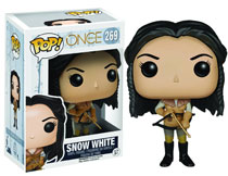Image: POP! Once Upon a Time Vinyl Figure: Snow White  -