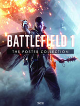 Image: Battlefield 1: The Poster Collection SC  - Dark Horse Comics