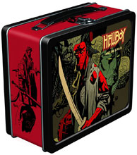 Image: Hellboy and the B.P.R.D. Lunchbox  - Dark Horse Comics