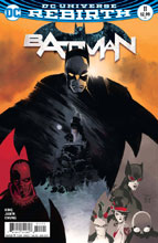Image: Batman #11 (variant cover - Tim Sale) - DC Comics