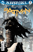 Image: Batman Annual #1 - DC Comics