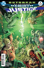 Image: Justice League #9 - DC Comics