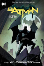 Image: Batman Vol. 09: Bloom SC  - DC Comics