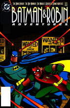 Image: Batman and Robin Adventures Vol. 01 SC  - DC Comics