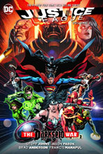 Image: Justice League Vol. 08: Darkseid War Part 2 SC  - DC Comics