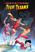 Image: Teen Titans: Year One SC  - DC Comics