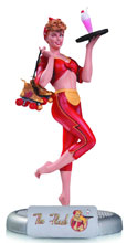 Image: DC Comics Bombshells Statue: The Flash - Jesse Quick  - DC Comics