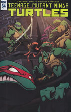 Image: Teenage Mutant Ninja Turtles #64 (incentive cover - Edwin Huang) (10-copy)  [2016] - IDW Publishing