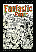 Image: Jack Kirby's Fantastic Four Artist's Edition HC  - IDW Publishing