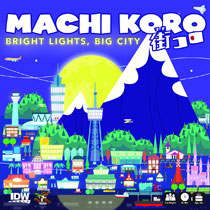 Image: Machi Koro: Bright Lights, Big City Card Game  - IDW Publishing