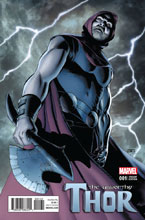 Image: Unworthy Thor [2016] #1 (Cassaday variant cover - 00131)  [2016] - Marvel Comics