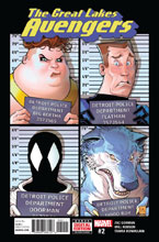 Image: Great Lakes Avengers #2  [2016] - Marvel Comics