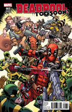 Image: Deadpool: Too Soon? #2 (Nauck variant cover)  [2016] - Marvel Comics