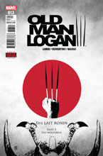 Image: Old Man Logan #13 - Marvel Comics