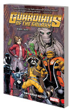 Image: Guardians of the Galaxy: New Guard Vol. 01 - Emperor Quill SC  - Marvel Comics