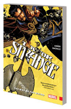 Image: Doctor Strange Vol. 01: The Way of Weird SC  - Marvel Comics