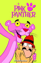 Image: Pink Panther Vol. 01 SC  - American Mythology Productions