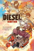Image: Tyson Hesse's Diesel: Ignition SC  - Boom! Studios