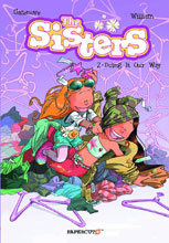 Image: Sisters Vol. 02: Doing it Our Way! HC  - Papercutz