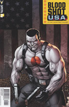 Image: Bloodshot U.S.A. #2 (cover D incentive - Robertson) (20-copy)  [2016] - Valiant Entertainment LLC