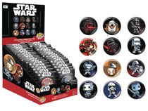 Image: Star Wars E7 Button Blindpack 34-Piece Display  - Funko