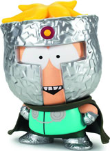 Image: South Park Figure: Fractured But Whole - Professor Chaos  - Beautiful Plastic