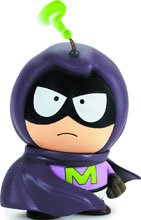 Image: South Park Figure: Fractured But Whole - Mysterion  - Beautiful Plastic