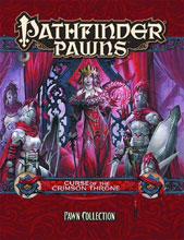 Image: Pathfinder Pawn Collection: Curse of the Crimson Throne  - Paizo, Inc