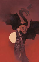 Image: Rasputin: The Voice of Dragon #1 (variant cover - Mike Mignola) - Dark Horse Comics