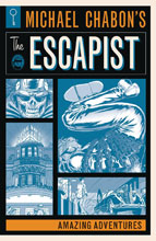 Image: Michael Chabon's The Escapist Amazing Adventure SC  - Dark Horse Comics