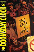 Image: Doomsday Clock #1 - DC Comics