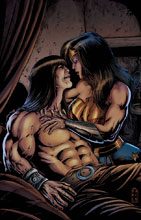 Image: Wonder Woman / Conan #3 - DC Comics