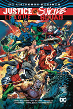 Image: Justice League vs. Suicide Squad  (Rebirth) SC - DC Comics