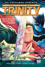 Image: Trinity Vol. 01: Better Together  (Rebirth) SC - DC Comics