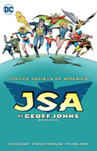 Image: JSA by Geoff Johns Book 01 SC  - DC Comics