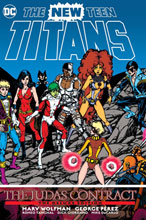 Image: New Teen Titans: The Judas Contract Deluxe Edition HC  - DC Comics