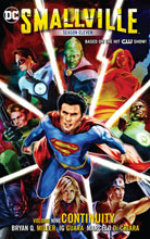 Image: Smallville Season 11 Vol. 09: Continuity SC  - DC Comics