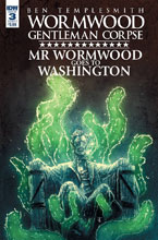 Image: Wormwood Goes to Washington #3 (cover A - Templesmith) - IDW Publishing