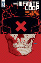 Image: Infinite Loop: Nothing But the Truth #3 (cover B - Johnson) - IDW Publishing