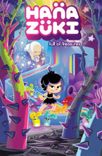 Image: Hanazuki: Full of Treasures HC  - IDW Publishing