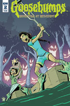 Image: Goosebumps: Monsters at Midnight #2 (cover A - Fenoglio) - IDW Publishing