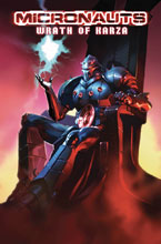 Image: Micronauts: Wrath of Karza SC  - IDW Publishing