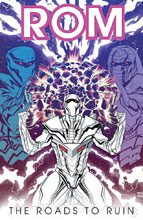 Image: Rom Vol. 03: Roads to Ruin SC  - IDW Publishing