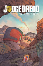 Image: Judge Dredd: Blessed Earth Vol. 01 SC  - IDW Publishing