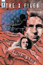 Image: X-Files: JFK Disclosure #2 (cover B - Lendl) - IDW Publishing