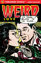 Image: Weird Love #21 - IDW Publishing