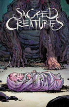 Image: Sacred Creatures #5 (cover B - Janson) - Image Comics