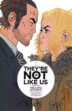 Image: They're Not Like Us Vol. 03 SC  - Image Comics