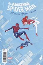 Image: Amazing Spider-Man: Renew Your Vows #13 (Legacy) (variant cover - Walsh) - Marvel Comics
